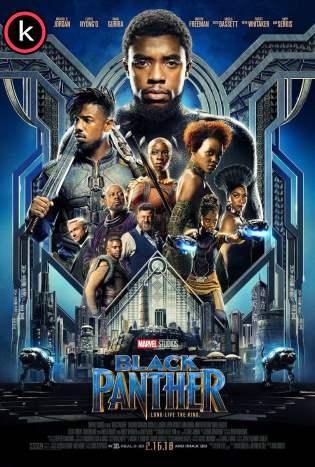 Black panther (HDrip)