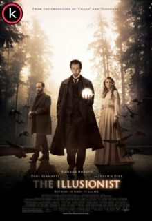 El ilusionista (DVDrip)