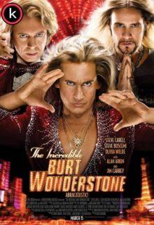 El increible Burt Wonderstone (DVDrip)