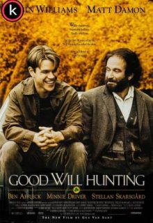 El indomable Will Hunting (DVDrip)