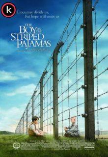 El niño con el pijama a rayas (DVDrip)