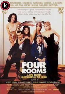 Four Rooms (HDrip)