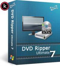 Xilisoft DVDripper Ultimate 7 (con Medicina)