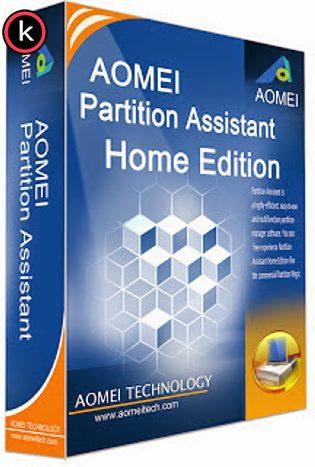 AOMEI Partition Assistant Professional/Server/Technician/Unlimited Edition v5.6.2 Multilenguaje (Español)