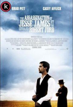 El asesinato de Jesse James por el cobarde Robert Ford (DVDrip)