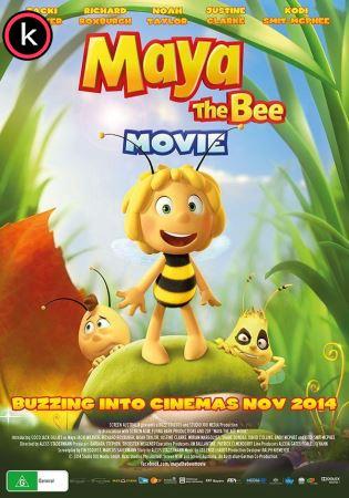 La abeja Maya (HDrip)