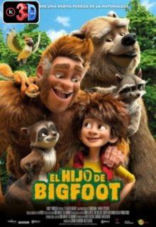 El hijo de Bigfoot (3D)