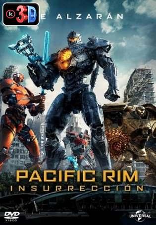 Pacific Rim insurreccion (3D)