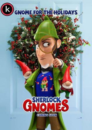 Sherlock Gnomes (HDrip)