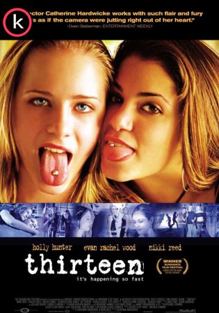 A los trece - Thirteen (DVDrip)