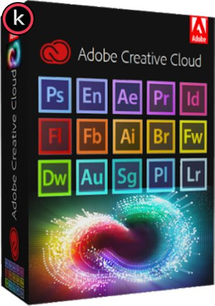 Adobe Creative Cloud 2018 Multilenguaje (Español)