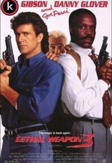 Arma letal 3 (DVDrip)
