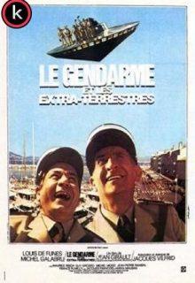 El gendarme y los extraterrestres (HDrip)