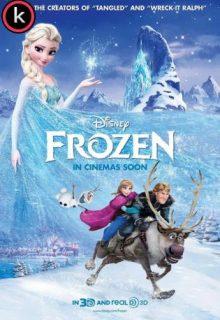 Frozen El reino de hielo (HDrip)