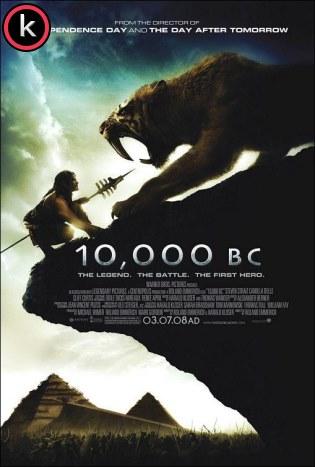 10.000 AC (DVDrip)