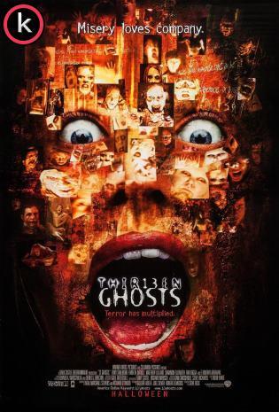 13 Fantasmas (HDrip)