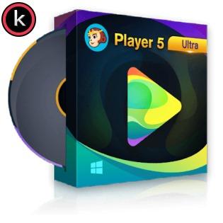DVDFab Player Ultra v5.0.1.8 Multilenguaje