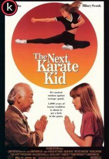 El nuevo karate Kid 1994 (HDrip)