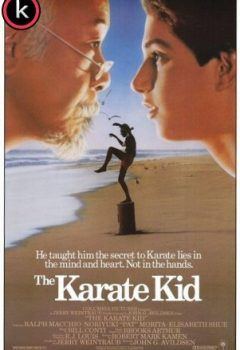 Karate kid 1 el momento de la verdad (DVDrip)