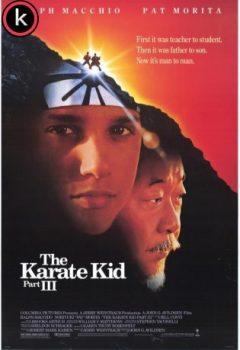 Karate Kid 3 El desafio final (MicroHD)