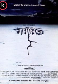 La cosa 1982 (HDrip)