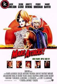 Mars attacks (MicroHD)