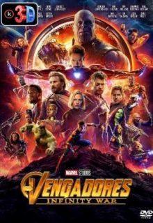 Vengadores Infinity War (3D)