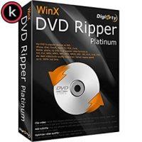 WinX DVD Ripper Platinum v8.8.0.208 Multilenguaje (Español)