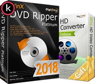 WinX DVD Ripper Platinum v8