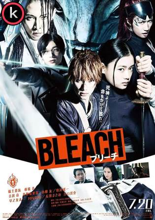 Bleach (HDrip)