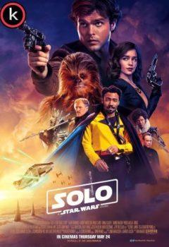 Han Solo Una historia de Star Wars (HDrip)
