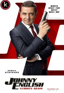 Johnny english de nuevo en accion (HDrip)