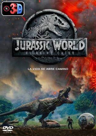 Jurassic World 2 El reino caido (3D)