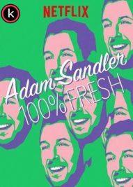 Adam Sandler 100% Fresh (HDrip) VOSE