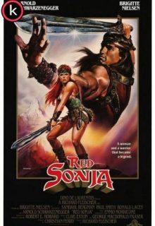El guerrero rojo (DVDrip)