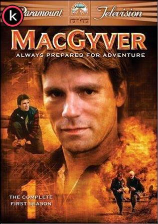MacGyver Temporadas (HDTV)