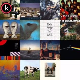 Pink floyd discografia completa (MP3)