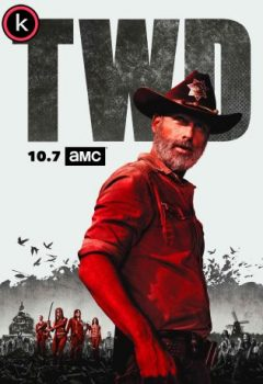 The walking dead T10 - Torrent