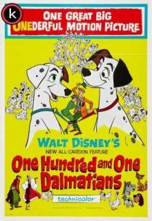 101 Dalmatas (1961) (HDrip)