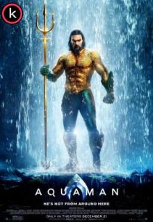 Aquaman (TSscreener) Latino