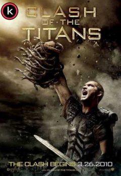 Furia de titanes (DVDrip)