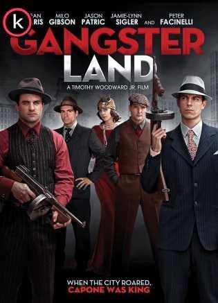 Gangster Land (HDRip)