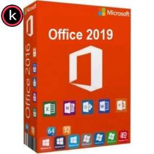 Office professional Plus 2019 (Crack)