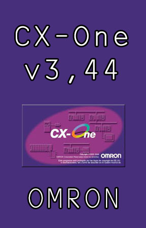 CX-ONE OMERON 4.33
