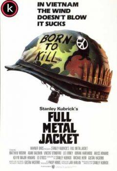La chaqueta metalica (DVDrip)