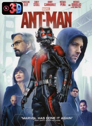 Ant Man (3D)