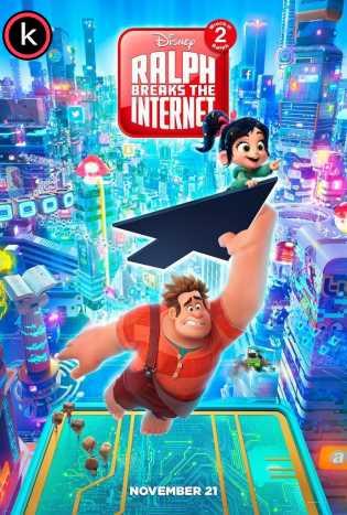 Ralph rompe Internet (HDrip)