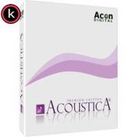 Acon digital acoustica premium edition 7.1.8 (Keygen)