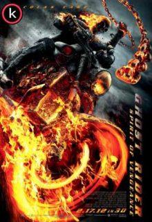 El motorista fantasma 2 Espiritu de venganza (DVDrip)