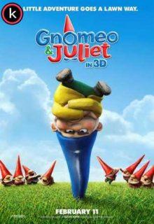 Gnomeo y Julieta (DVDrip)